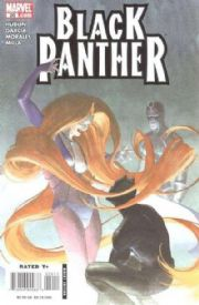 Black Panther #20 NM (2008) Medusa Marvel Knights comic book